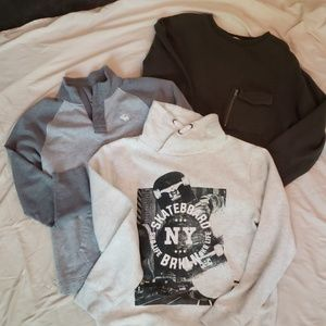 Boys sweatshirts 12/14